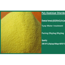 Hot Sale Polyaluminium Chloride PAC for Drinking Water Treatment